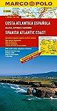 MARCO POLO Karte Spanische Atlantikküste (MARCO POLO Karten 1:300000)