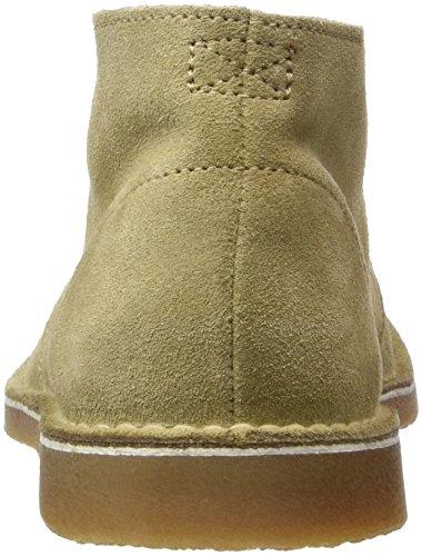 Selected Shhroyce New Light, Desert Boots Homme Beige (Oyster Gray)