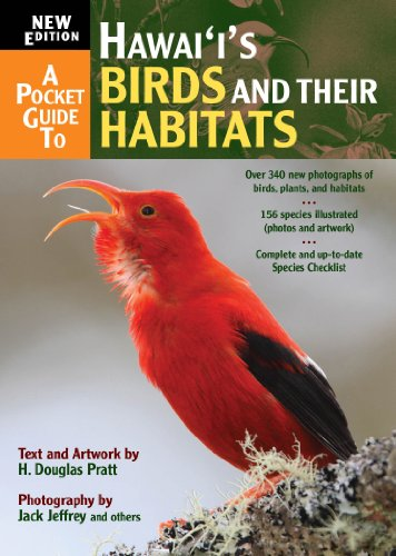 A Pocket Guide to Hawaii's Birds (Hawaii Tiere)