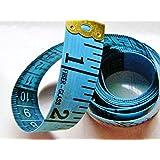 1 Tailors Tape Measure blue ( hi )