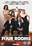 Four Rooms [DVD]