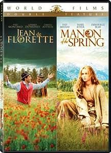 Manon of the Spring & Jean De Florette [DVD] [Region 1] [US Import] [NTSC]