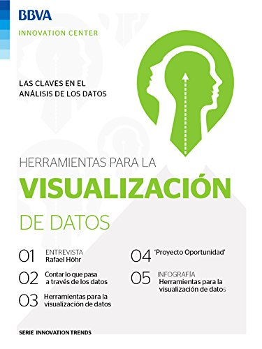 Ebook: Herramientas de visualización de datos (Innovation Trends Series) por BBVA Innovation Center