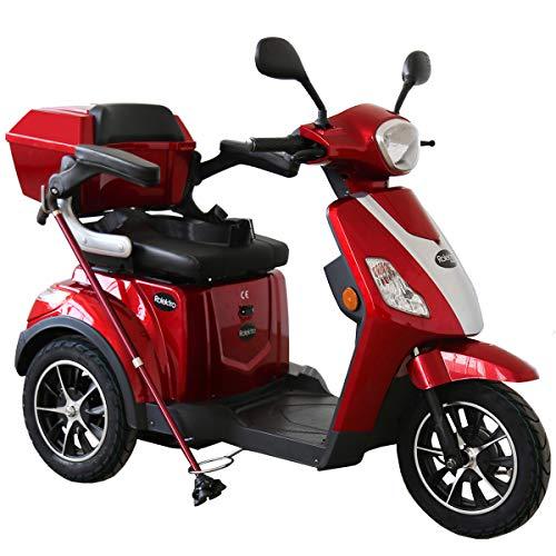Dreirad Senioren Scooter Elektroroller Bild 4*