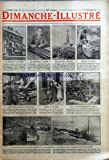 DIMANCHE ILLUSTRE [No 342] du 15/09/1929 - LE CHATEAU BRANLANT A RENNES - LA MACHINE A SIGNER - TOUR EIFFEL ANGLAISE A BLACKPOOL - A LOS ANGELES - BEBE ET LA RADIO - UNE NORIA RUDIMENTAIRE A RABAT - LIMANDES SECHEES EN BELGIQUE - L'AVION-TRANSPORT DE DIAMANTS - AFRIQUE DU SUD - BUTS DE TIR POUR LES GROS CANONS DE NOTRE MARINE...