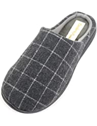 SNUGRUGS - Zapatillas de estar por casa para hombre