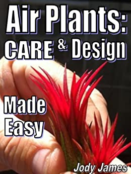 Air Plants: Care and Design Made Easy (English Edition) von [James, Jody]