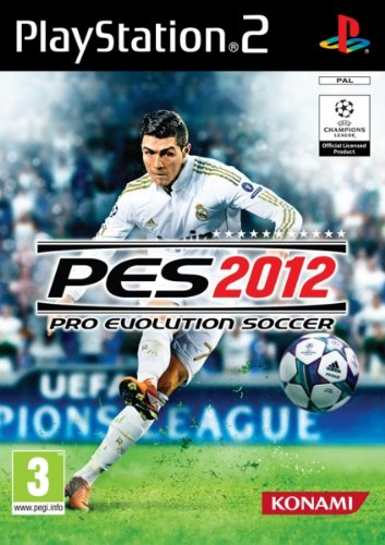 PRO EVOLUTION SOCCER 2012 PS2 (Ps2 Konami)