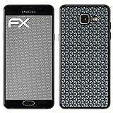atFolix Samsung Galaxy A5 (2016) Skin FX-Honeycomb-Grey Designfolie Sticker - Waben-Struktur/Honigwabe