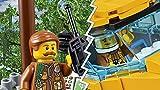 LEGO City 60162 Dschungel-Versorgungshubschrauber für LEGO City 60162 Dschungel-Versorgungshubschrauber