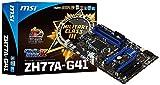MSI ZH77A-G41 Mainboard Sockel 1155 (ATX, Intel H77, VGA, HDMI, SATA III, 2x USB 3.0)
