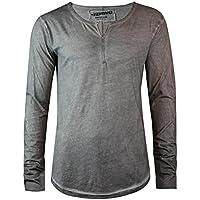 trueprodigy uomo T-Shirt Maglietta Manica Lunga Primal