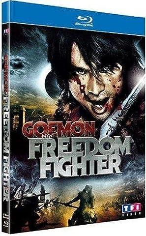 Freedom Blu Ray - Goemon, the Freedom Fighter