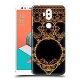 Head Case Designs Offizielle Sven Fauth Gold Maori Ruckseite Hülle für ASUS Zenfone 5 Lite ZC600KL