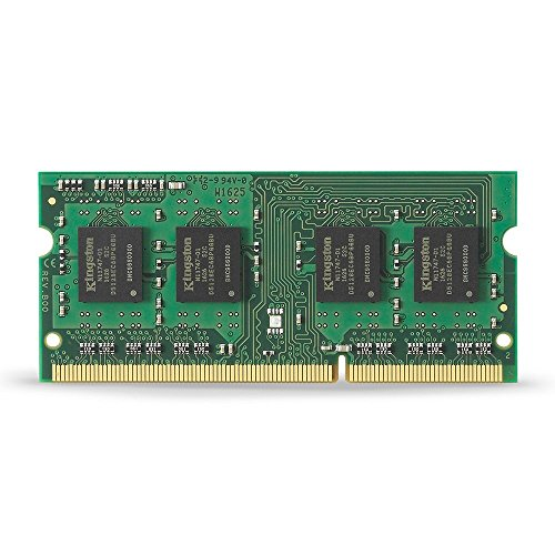 Kingston KVR16LS11/8 Arbeitsspeicher 8GB (DDR3L Non-ECC CL11 SODIMM 1,35V, 204-pin 1,5V) - 8 Ddr3-1600-notebook-ram Gb