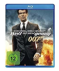 James Bond - Die Welt ist nicht genug [Blu-ray]
