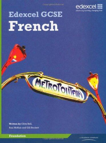 Edexcel GCSE French Foundation