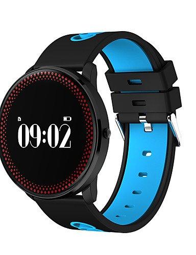 Lemumu Männer Frauen Sport Watch Military Watch Dress Watch Pocket Watch Smart Watch Fashion Armbanduhr Digital Watch Armbanduhr einzigartigen Kreativen, Weiß