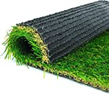 #9: Vireo 25 mm Thickness-Arificial Grass for Balcony,Hall,Sofa,Kitchen,Garden, terace - Soft and Durable Artificial Grass Size 16 x 22 Inchs