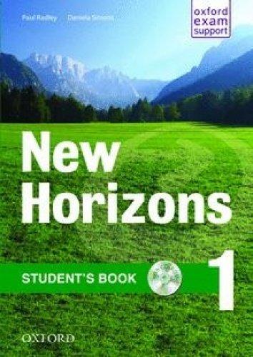 New Horizons 1. Teacher's Tests CD