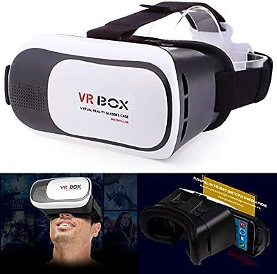 VR-Box - Gafas Realidad Virtual 3D VR Box RK3Plus para móviles Android Iphone