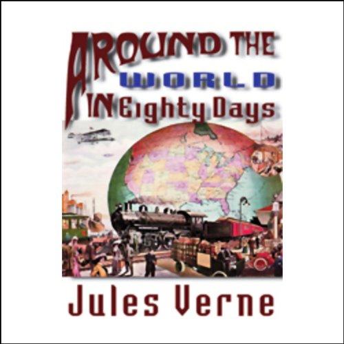 Around the World in Eighty Days  Audiolibri