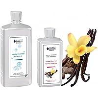 LAMPE BERGER Vorteilsset - 2 Düfte - 1000 ml Neutral und 500 ml Französische Vanille/Absolu de Vanilla inkl. EO... preisvergleich bei billige-tabletten.eu