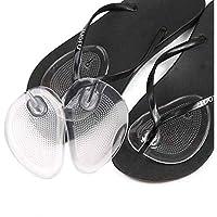 pbfone 1Paar Flip Flop Sandale selbstklebend Gel Einlage Schmerzhaften Vorfuß Anti-Rutsch Displayschutzfolie... preisvergleich bei billige-tabletten.eu