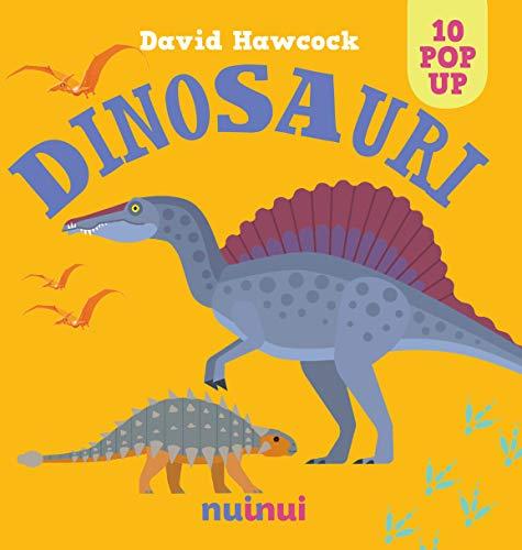 Dinosauri. Libro pop-up. Ediz. a colori