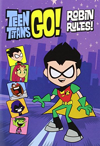Teen Titans Go! (TM): Robin Rules!