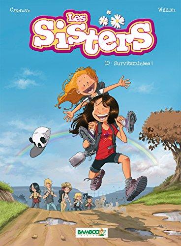 Les Sisters - tome 10: Survitaminées !