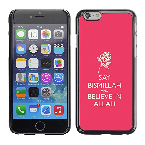 FJCases Islam Muslim Koran Quora Allah Harte Hülle Schutzhülle Tasche für Apple iPhone 7 Plus / iPhone 8 Plus