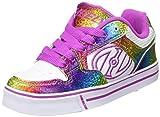 Heelys Motion Plus 770631 - Zapatos Una Rueda para Niñas, Color Varios Colores, Talla 36.5