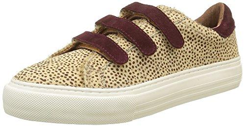 no-namearcade-velcro-scarpe-da-ginnastica-basse-donna-beige-beige-arcade-velcro-ponylynx-g-suede-nat