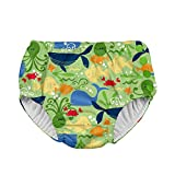 i play. Baby-Boys Infant Ultimate Swim Diaper, Lime Sealife, X-Large/24 Months