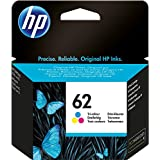 HP 62 C2P06AE Cartuccia Originale per Stampanti HP a Getto d'Inchiostro Compatibile con Stampanti HP...