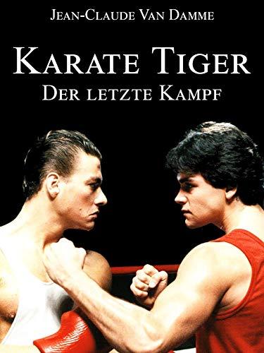 Karate Tiger - Der letzte Kampf