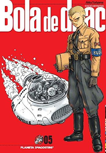 Bola de Drac nº 05/34 (Manga Shonen) por Akira Toriyama