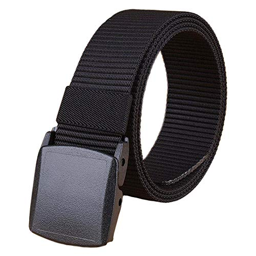 MUMUGO military belt outdoor tactical belt men&women Webbing YKK POM Plastic Buckle belts male luxury casual straps ceintures