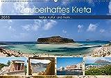 Zauberhaftes Kreta (Wandkalender 2018 DIN A2 quer): Natur, Kultur und mehr die schönsten Ecken Kretas (Monatskalender, 14 Seiten) (CALVENDO Orte) [Kalender] [Feb 07, 2017] Scholz, Frauke