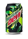 Montain Dew Refresco Lima con Cafeína - 33 cl