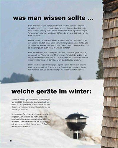 """Wintergrillen – Ein Buch von Thomas """"Tom"""" Heinzle - 2"""