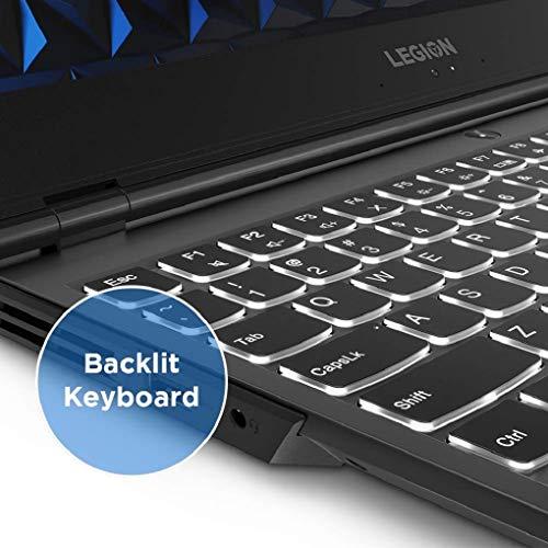 Lenovo Legion Y540 9th gen Intel Core i7 15.6-inch FHD Gaming Laptop (16GB/512GB SSD/Windows 10/NVIDIA GTX 1650 4 GB Grahpics/Black/2.3Kg),81SY00EXIN Image 6