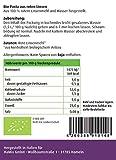 nutristyle Bio Nudeln Probierpaket (6 x 250g) – 2x Rote Linsen, 2x Kichererbse-Kurkuma und 2x Grüne Erbse mit mind. 20% Proteinanteil, Glutenfrei und Vegan - 4