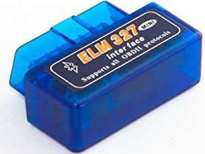 Super Mini Vgate Scanner ELM 327 ELM327 Bluetooth OBD2 OBD-II Outil de Diagnostic Auto