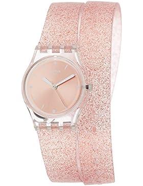 Swatch Damen-Armbanduhr LK354C