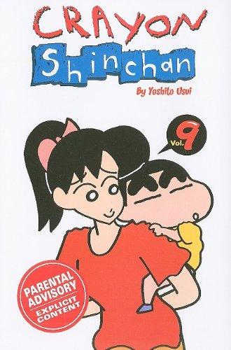 Crayon Shinchan Vol. 9 (Crayon Shinchan - Reissue)
