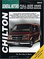 GM Full-size Vans (1987-97) (Chilton total car care)