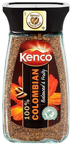 Kenco Pure Colombian Kaffee 100 g (6er Pack)