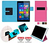 reboon Hülle für Archos 80 Cesium Tasche Cover Case Bumper   in Pink   Testsieger